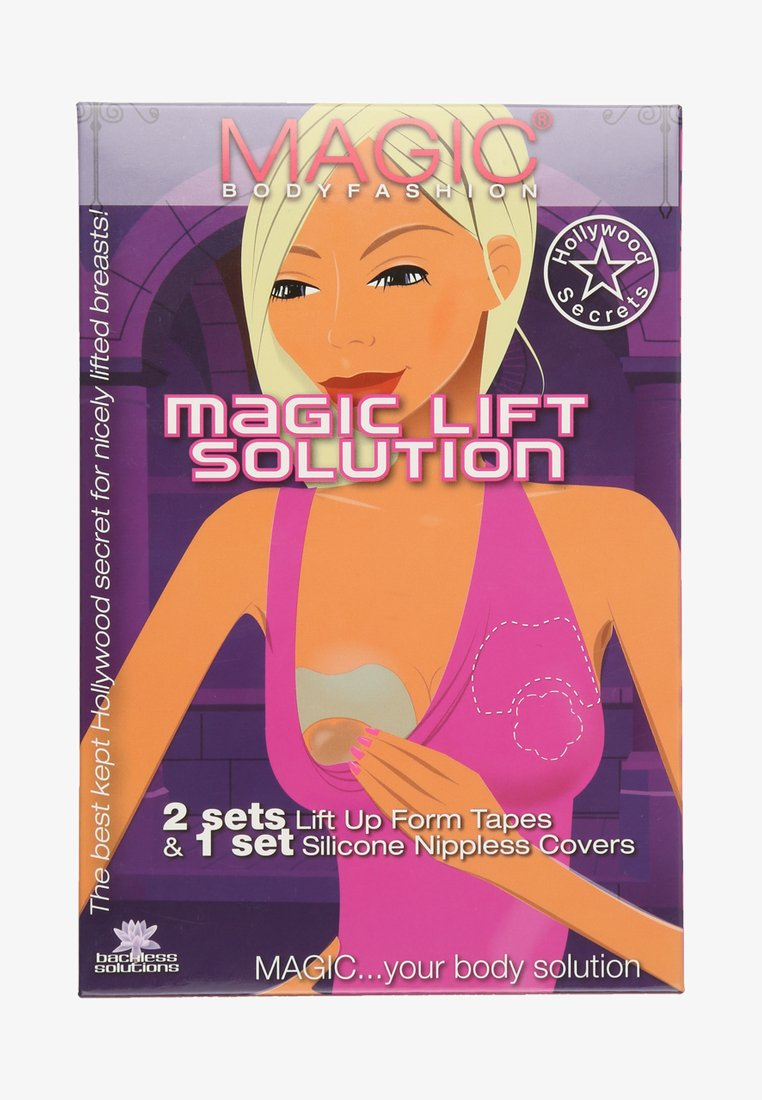 MAGIC Bodyfashion - MAGIC LIFT SOLUTION SET - Muut asusteet - clear