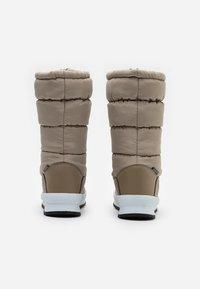 CMP - HOTY - Zimní obuv - wood - 2