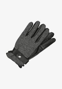 KIOMI - Guantes - black/grey melange - 0