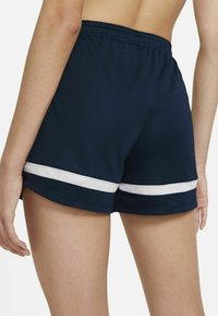 Nike Performance - DRY ACADEMY21 SHORT - Sports shorts - obsidian/white/white/white - 2