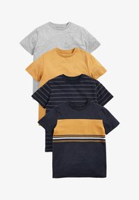 Next - 4 PACK - Print T-shirt - multi coloured - 0