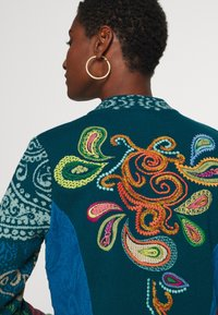 Ivko - JACKET EMBROIDERY - Cardigan - pacific - 7