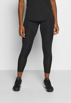 CHIA BLOCKED  - Leggings - black beauty