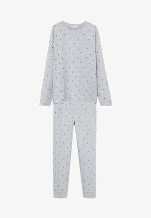JACK - Pyjama set - mediumgrijs