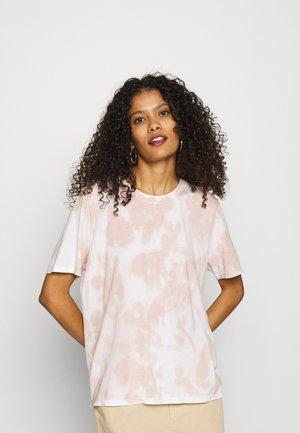 HEDDA TEE - T-shirt print - pink