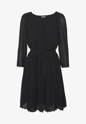 RIFIFIPLISSEEE - Day dress - noir