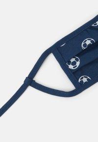 Sanetta - FACEMASK 2 PACK - Masque en tissu - dark blue - 2