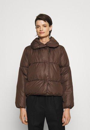 URBAN ADVENTURE JACKET - Zimní bunda - brown