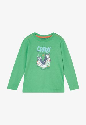 KIDS SHOE PRINT CRAZY - Bluzka z długim rękawem - apfel original