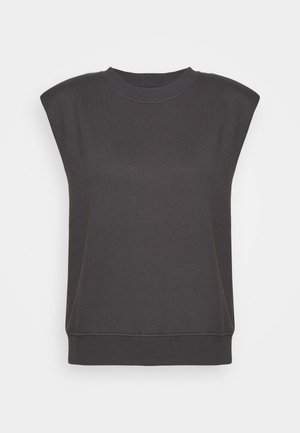 THALASSA - Basic T-shirt - iron grey