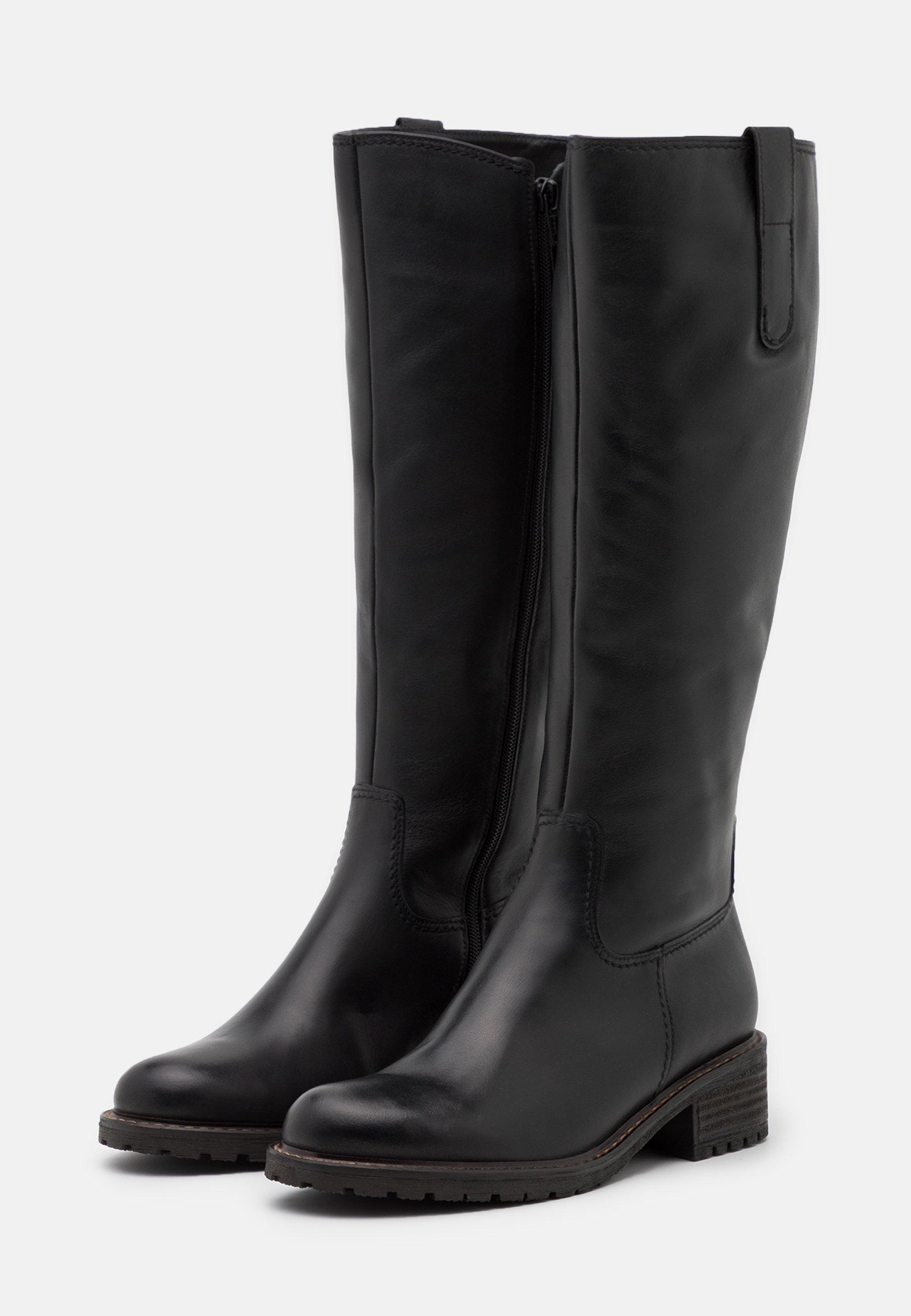 Gabor Comfort Støvler - Schwarz/svart