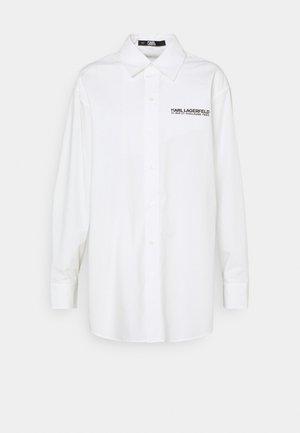MAISON SHIRT - Button-down blouse - white