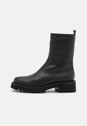 ROW - Vinterstøvler - black