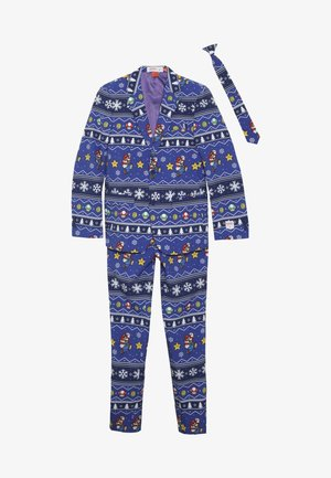 TEENS MERRY MARIO SET - Suit - navy