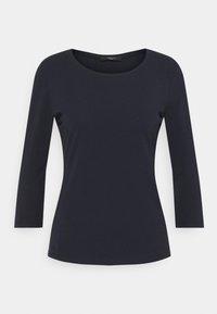 MULTIA - Long sleeved top - blau