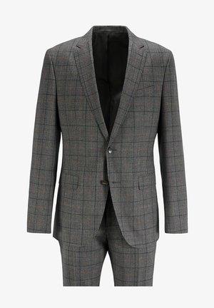 NOVAN6/BEN2 - Kostymbyxor - brown