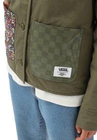 Vans - WM VANS MADE WITH LIBERTY FABRIC JACKET - Summer jacket - (liberty fabric)brntolive - 2
