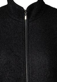 Zizzi - Cappotto classico - black - 4