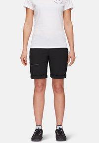 Mammut - Outdoor shorts - black - 0