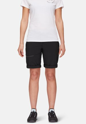 Outdoor shorts - black