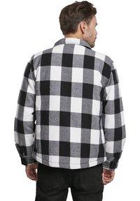 Brandit - Denim jacket - red - 1