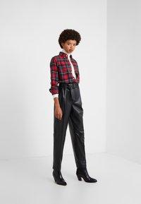 Polo Ralph Lauren - TWILL PLAID - Camicia - crimson red - 1