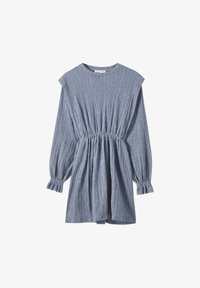 PULL&BEAR - Day dress - blue - 4