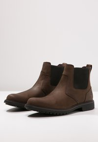 Timberland - EARTHKEEPERS STORMBUCKS - Classic ankle boots - dark brown - 2