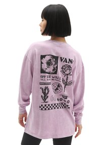 Vans - WM ALTA LOMA OS LS - Long sleeved top - orchid - 1