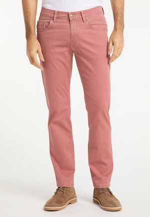 RANDO AUTHENTIC LINE - Straight leg jeans - melon