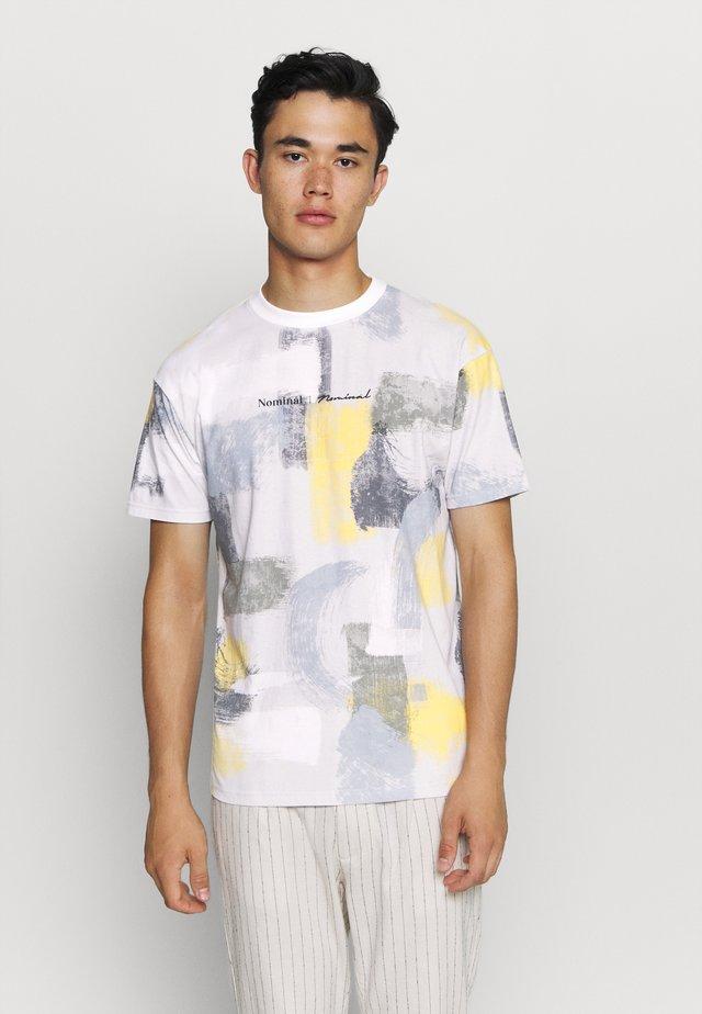WREX - T-shirt z nadrukiem - white