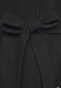 Ivko - BOILED COAT WITH EMBROIDE - Abrigo - black - 3