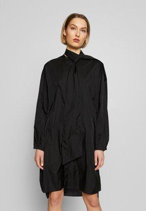 DRESS DELUNA - Day dress - black