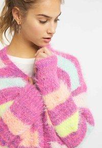 myMo - Cardigan - pink - 3