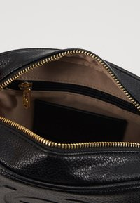 Trussardi Jeans - FAITH CAMERA CASE - Across body bag - black - 5