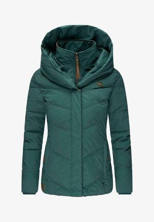 NATESA INTL - Winter jacket - dark green