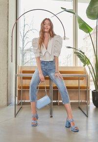 L37 - LOSE MYSELF - Sandals - blue - 1