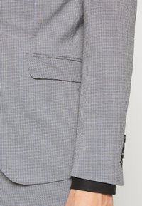 Lindbergh - CHECKED SUIT - Oblek - blue - 6