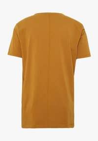 Scotch & Soda - SHORT SLEEVE TEE - T-shirt basic - tobacco - 1