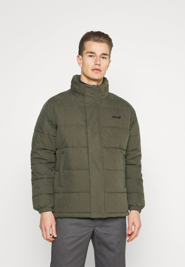 NEBRASKA - Winter jacket - military green