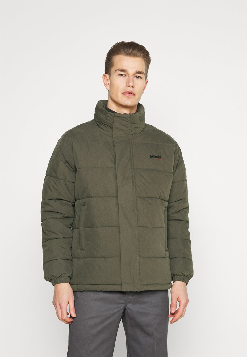 Schott - NEBRASKA - Winter jacket - military green