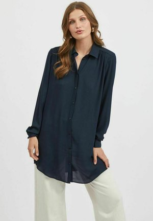 VILUCY NOOS - Button-down blouse - total eclipse