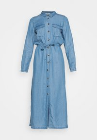 ONLY - ONLCASI LIFE  - Denim dress - medium blue - 3