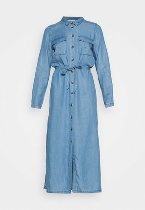 ONLCASI LIFE  - Denim dress - medium blue