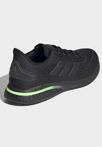 adidas Performance - SUPERNOVA - Neutral running shoes - black - 3