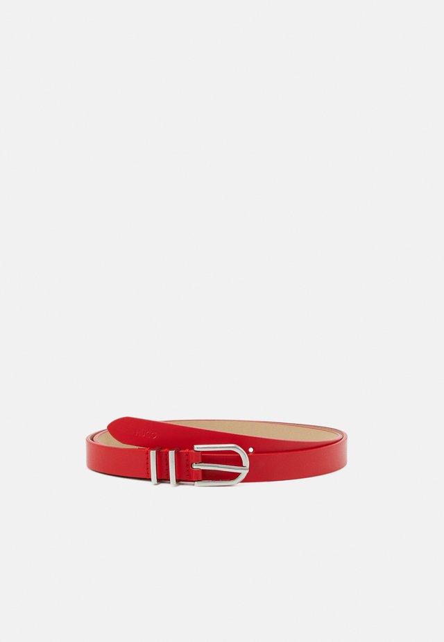ZOE BELT - Pásek - red