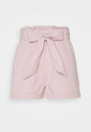 ONLSMILLA BELT - Shorts - ash rose