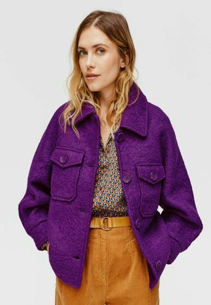 Veste légère - violet