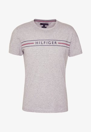 CORP TEE - T-shirt con stampa - grey