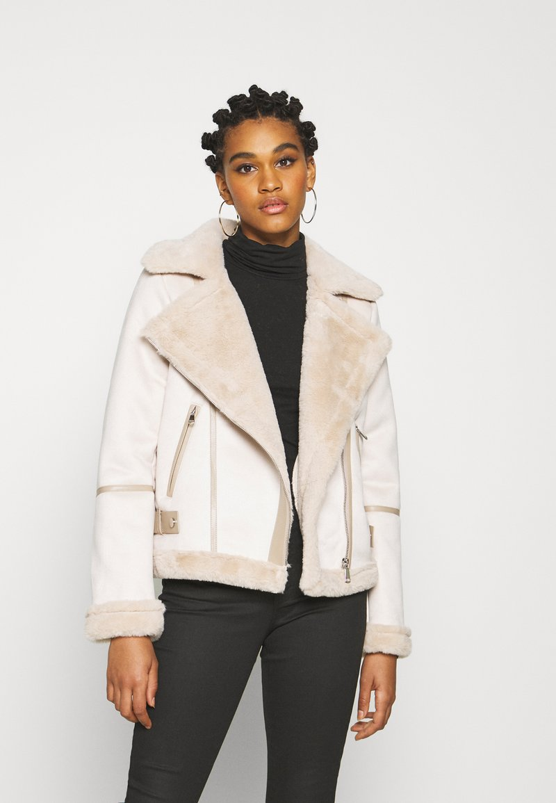 Fashion Union - VIVIENNE - Winter jacket - boucle